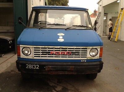 Bedford cf transporter/recovery truck, Rv8 conversion included, lots of parts.