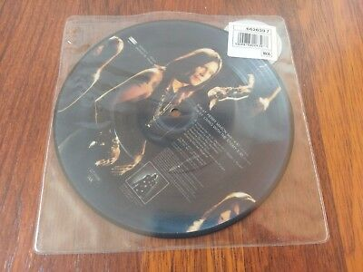 """Ozzy Osbourne 7"""" vinyl single PERRY MASON - LIMITED EDITION PICTURE DISC"""