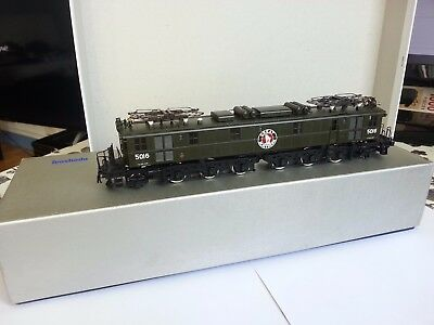 locomotive tenschodo 5016  brass laiton 1 CC 1 1-C+C-1 Great Northen ho