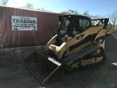2011 Caterpillar 289C Tracked Skid Steer Loader! High Flow&2Speed Coming in Soon