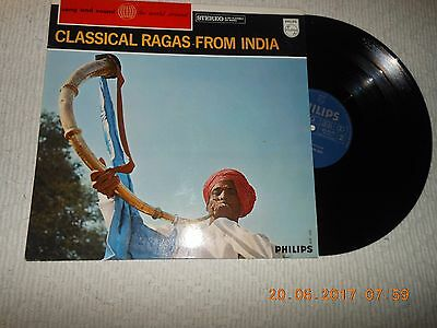 "12"" Classical Ragas From India"