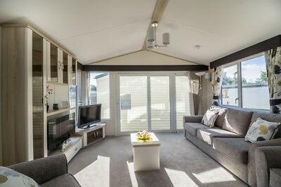 Brand New Static Caravan / Mobile home - Great Accommodation Fully equipped