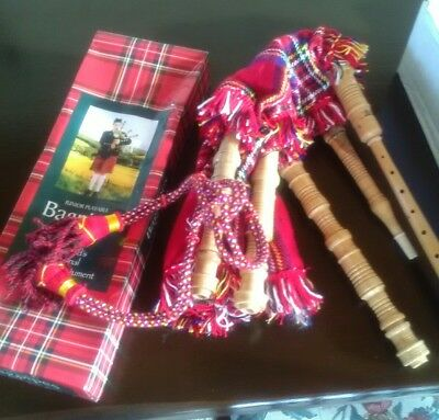 Junior Bagpipes by Gold Brothers Scotland