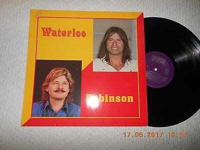 "12"" Waterloo Robinson"
