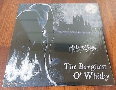 My Dying Bride - THE BARGHEST O' WHITBY 12'' Single - RED VINYL
