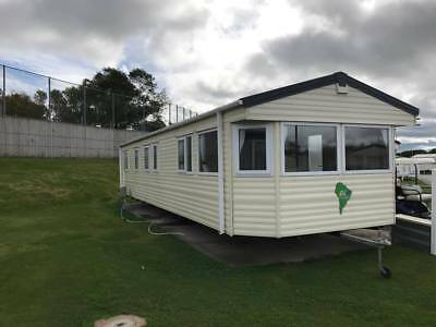4 Bed Static Caravan For Sale**north Wales**with Site Fees Paid Until 2019!!
