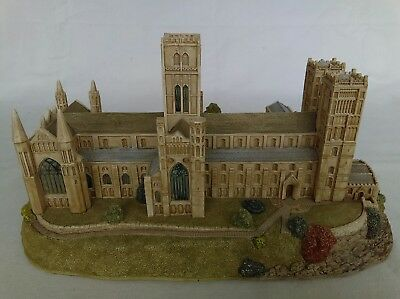 LILLIPUT LANE Durham Cathedral  illuminated limited edition  97 / 650 Pre-owned