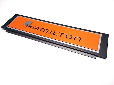 Display Logo Hamilton Watch