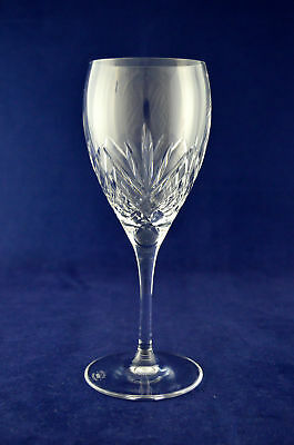 """Royal Doulton Crystal """"JULIETTE"""" Wine Glass – 17.2cms (6-3/4″) Tall"""