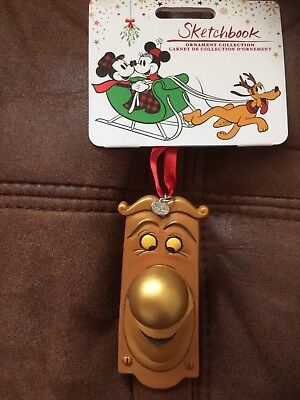 Disney Alice In Wonderland Door Knob Christmas Tree Ornament Decoration Gift