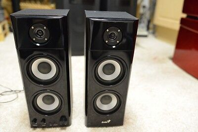 Genius SP-HF1800A Computer Speakers