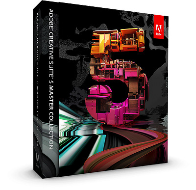Adobe Photoshop CS5 + Indesign + Illustrator Windows IE Voll BOX Retail english