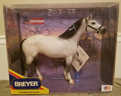 Breyer General Lee's Traveller 718 NIB