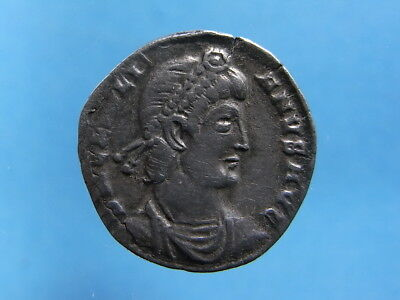 Imperial Roman AR Siliqua Of Julian II. R: Oak Wreath. Trier 360-363 AD. (C1173)