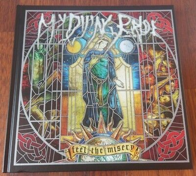 My Dying Bride - FEEL THE MISERY Deluxe 2xCD & 10'' Vinyl edition