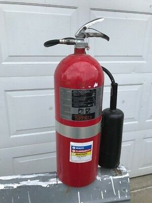 Fire Extinguisher, 20 lb CO2