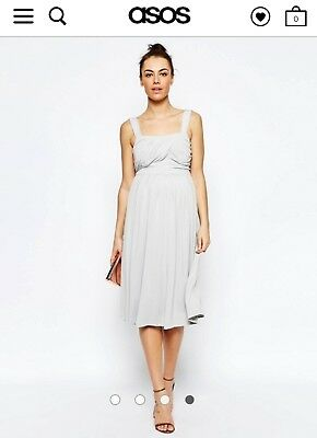 ASOS Brand New Maternity Occasion Midi dress