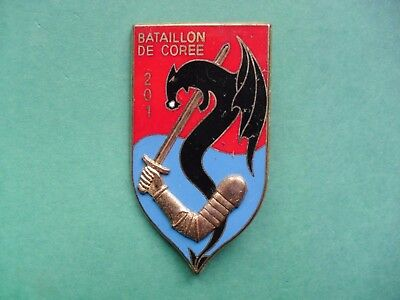 Promotion  BATAILLON DE COREE  201