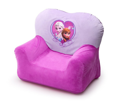 New Delta Child's Kid's Disney Frozen Flock Inflatable Chair TC85869FZ