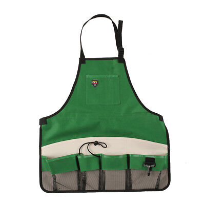 Gardener Storage Apron With/Pockets Planting Tools Quick-Pick Waterproof