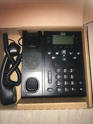 Cisco CP-6941 C K9  IP Phone With Stand excellent condition.