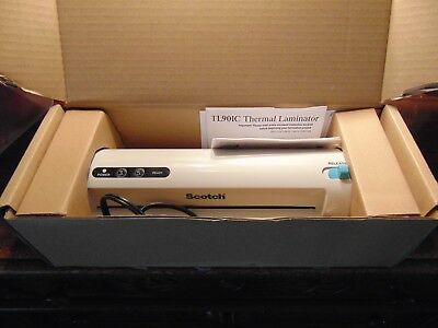 Scotch Thermal Laminator Model TL-902