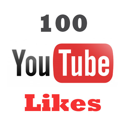 100 Youtube/Likes - Thumbs Up - 100% Safe