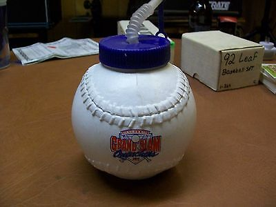 Pepsi Grand Slam Baseball Sports Drink Bottle