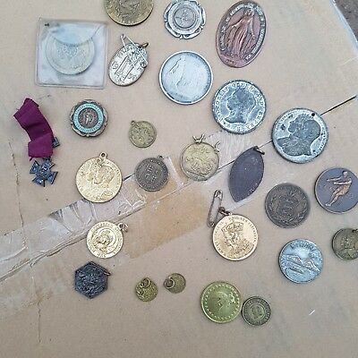 Coronation Medal and more etc
