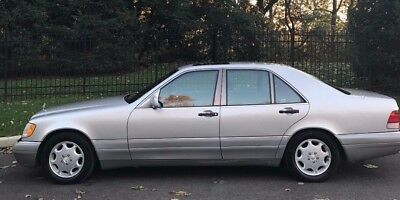 1995 Mercedes-Benz 300-Series S350 1995 Mercedes Turbo Diesel S350 Like New, original owner LOW MILES RARE