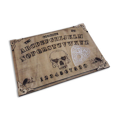 Ouija Boards and Planchette Wooden Spirit Board