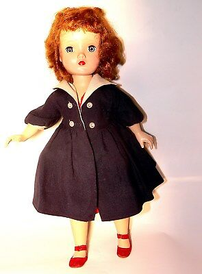 "VINTAGE MADAME ALEXANDER  WINNIE WALKER  DOLL  14""  original clothing and shoes"