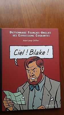 English-french dictionary of running idioms by John-Wolf Whistle two parts book