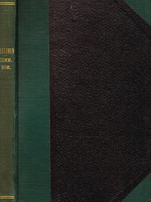 Commentationes Homericae. . 1911. .