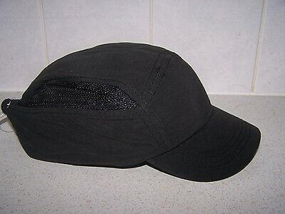 Scott Protector First Base HC22 Bump Caps in Black -  Size 52 to 65cm - New