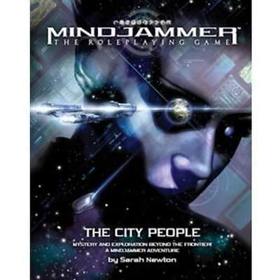 Fate: Mindjammer: The City People