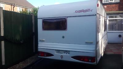 2000 Herald Connoisseur Se...new  £600 Awning... .lovely Caravan.£1850.no Offers