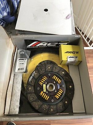 ACT Performance Clutch & Lightened Flywheel. VR6 G60 1.8t 20v VW Audi Seat Skoda