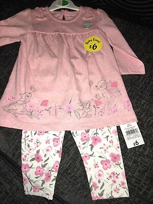 Baby Girls Outfits 3-6 Months