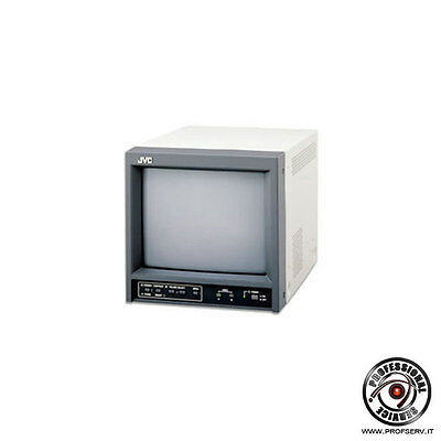 "JVC Monitor 10"" 300TVL PAL/NTSC TM-A101G"