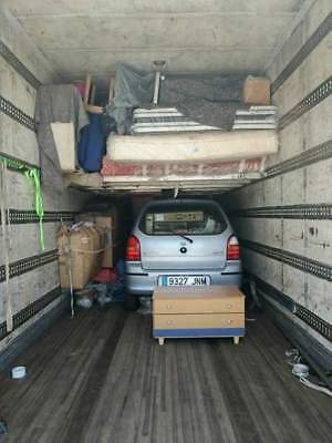 Moving To France Spain Or Uk ?  We Can Help With Removals Pets Cars Vans Bikes