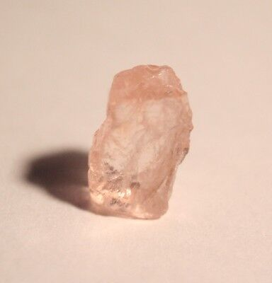 5.93ct Morganite Rough - Lovely Pink Lapidary / Specimen Rough