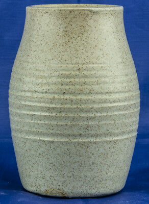 Buchan Stoneware Scotland Stone/ Grey Vase 4 inches Tall