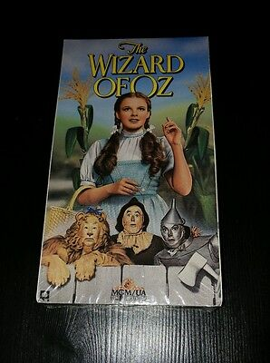 The Wizard of Oz (Brand New VHS)