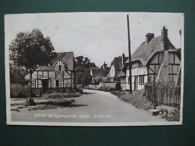 WEST HAGBOURNE Near DIDCOT, WEST OXFORDSHIRE.