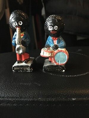 Gollywog figures very rare & very collectible!