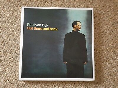 Paul Van Dyk Out There & Back Vinyl