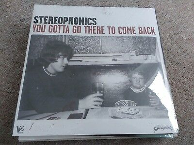 Stereophonics You Gotta Go There To Come Back Vinyl LP Album Record SEALED