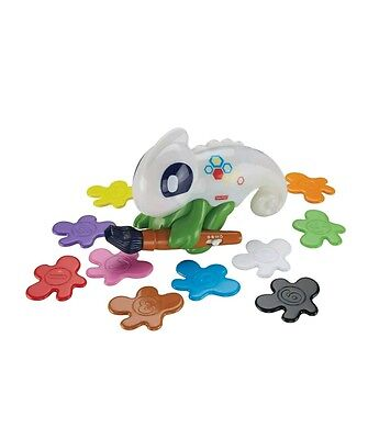 Brand New Boxed Fisher-Price Counting Colours Chameleon Free Postage