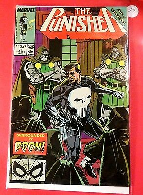 The Punisher #28 Marvel Comics Copper Age  CB2377